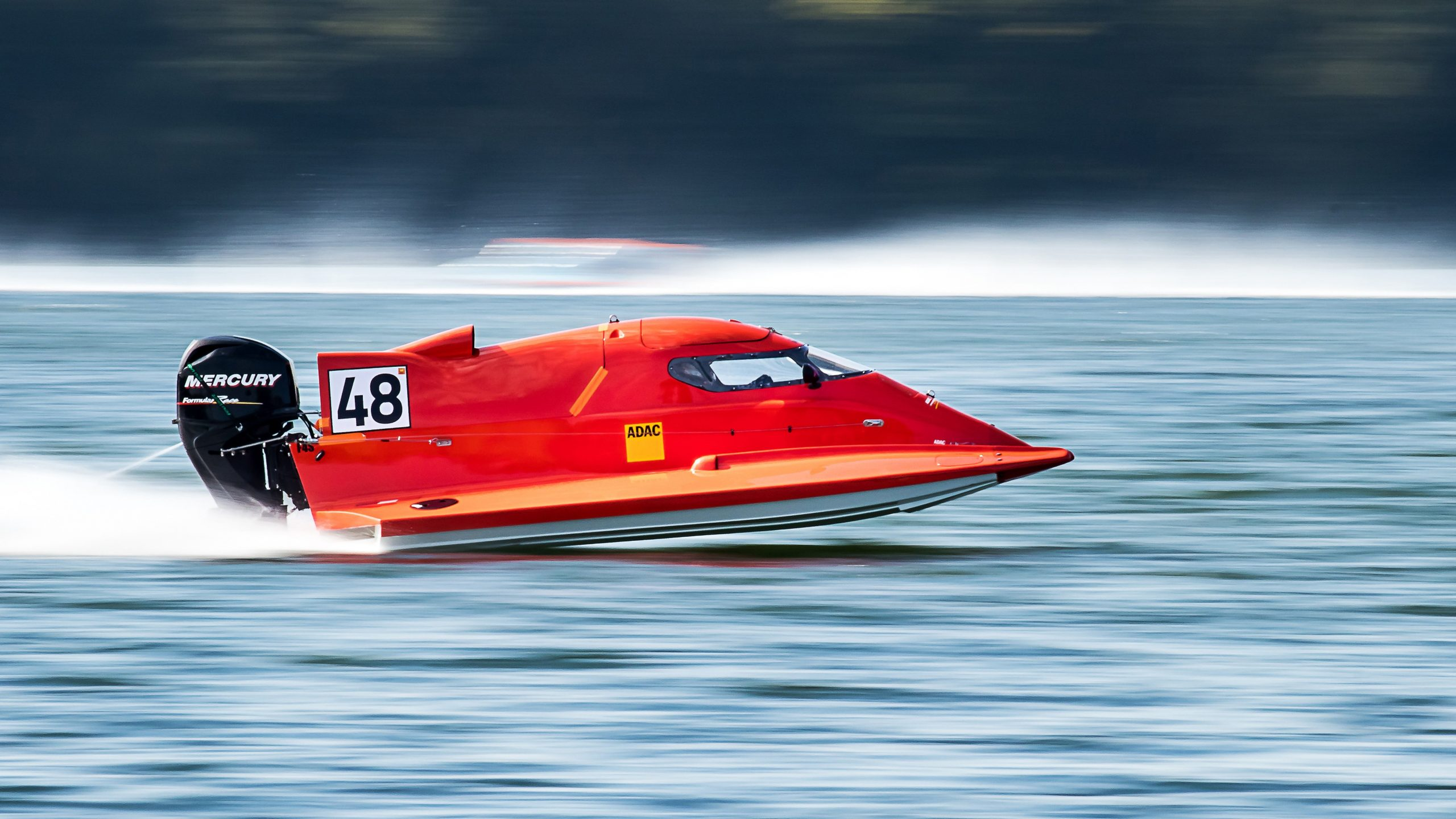 powerboat, speed, speedboat